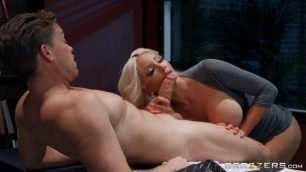Brazzers - Appealing Nicolette Shea Will Have To Think Outside The Box