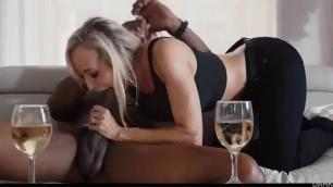 Real Mother Fucking Son Blacked Brandi Love