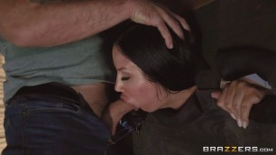 Brazzers Conservative MILF Sybil Stallone Gets Free Anal 4