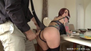 Brazzers - Monique Alexander Hired New Maid Peta Jensen videos porno Part One