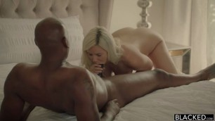 Kylie Page Wife Pounded By Black