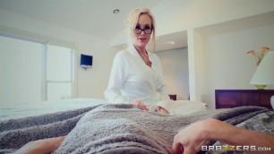 Brazzers - MommyGotBoobs Brandi Love hot fuck Hands-On Learning Jordi El NiA±o Polla POV