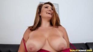Britt James - Picking Up Big Tits hd porn
