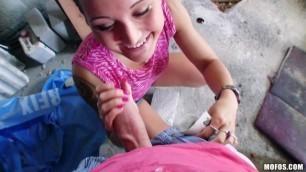 Agata Public Sex Video