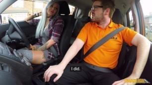 Fake Driving School Alexxa Vice Momsucks Sons Dick