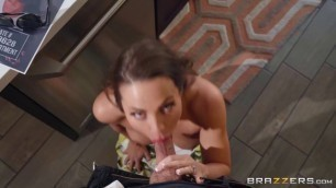 Brazzers - Horny Dangerous Stolen Abigail Mac Identity Real Wife Stories
