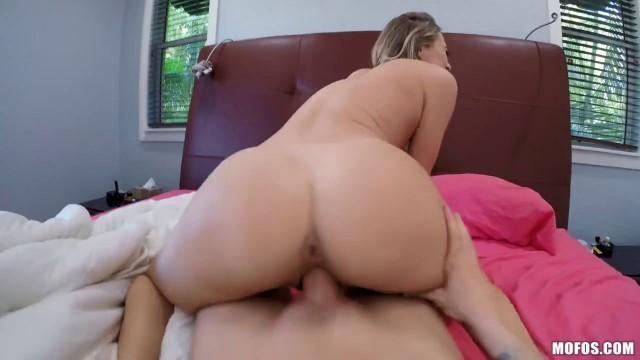 Natalia Starr - Сharming Blonde Babe Sneaks Cock In