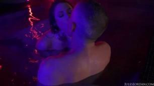 I Fucked My Daughters Boyfriend Wife Gets Felt Up Angela White Darkside Dark Seduction Fucks Under Neon Lights At Night Julesjor