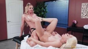 Luna Star, Phoenix Marie fucked Sex toys - Bite Me!