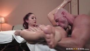Brazzers DirtyMasseur Stunning Diva Monique Alexander Demands Big Dick Her Helper