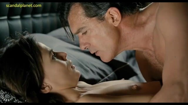 Elena Anaya Nude Sex Scene in the Skin I Live in Movie ScandalPlanet.Com