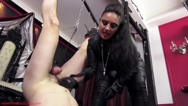 Bound, Teased and Denied