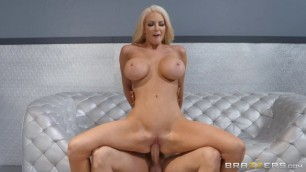 Nicolette Shea Thawed Out And Horny Brazzers Pornstars Like It Huge