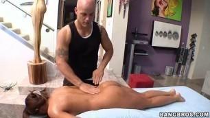 Porn Star Spa Madison Ivy Real Deep Tissue Massage free porno videos