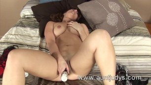35-year old Charlie masturbates for our pleasure