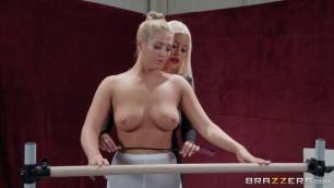 Hottest Girls Bridgette B, Val Dodds Pussy On Pointe lesbian sex