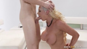 Insatiable Hottie Nicolette Shea Smart Ho-me