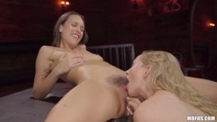 [Mofos] Madison Mia, Jade Nile erotic women - Scarlet Pussy New Porn 2018