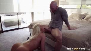 Brazzersexxtra Nicolette Shea Cock Hungry Delightful Cowgirl Big Boobs Blowjob