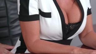 Lesbian Video Sites Allgirlmassage Penny Pax And Reagan Foxx Corporate Wellness