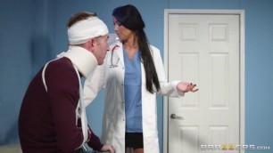 Brazzers - Ania Kinski Mocks The Patient In Bad Medicine porn videos