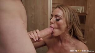 Beautiful Woman Tits Milfslikeitbig Stacey Saran A Very Neighborly Affair