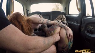 Azura Alii Piggy Mouth Filthy Ass Banging And Extreme Hardcore Taxi Orgy