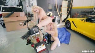 Cristi Ann, Jane Wilde free videos of women - Biker Girl