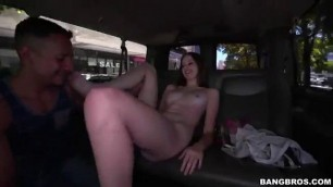 Blaire Ivory The Bus Gets Recognized Naked Dares drunk fuck party Bangbus