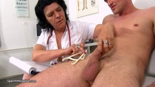 Spermhospital Rutrac Amazing Amateur Blowjob free video
