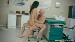 My Husband Is Right Outside Johnny Sins Reagan Foxx Is Cheating Sex in the hospital