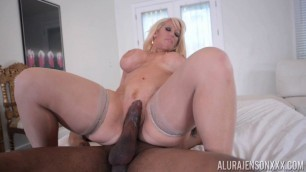 Alura Jenson Cums Over With Bbc