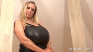 Abbi Secraa Tight Lycra And Regular Outfit Bbw Tures