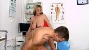 Spermhospital Silvy Ve 2 Big Cock Blowjob want cock