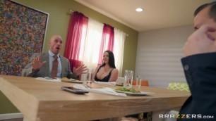 Angela White And Johnny Sins Mom Tits