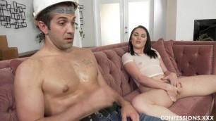 Confessions Petra Blair Fucking The Hard Working Yard Boy Very Hard Sex