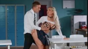 Girl With Wet Pussy Amber Jade Teacher's Pet Brazzers
