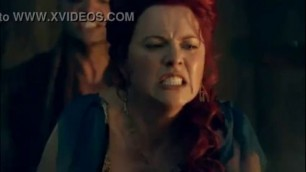 Nude Lucy Lawless Butt Fucked Spartacus