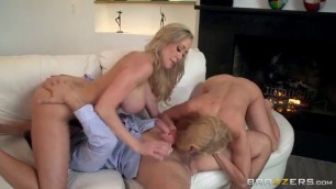 Internet Outage Poundage Keiran Lee Milfs Brandi Love And Alexis Fawx Amazing pornstars Brazzers