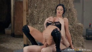 Fuck My Mom Pussy Jasmine Jae Horsing Around With The Stable Boy new big cock porn