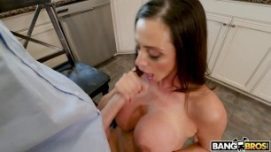 Wet And Pink Bangbros Ariella Ferrera hot girl suck