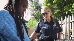 Ebony Patrol Maggie Green Joslyn Ebony Artistry Denied hot porn