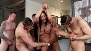 Deep Vagina Porn Jasmine Jae The Home Invasion Starring