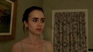 Lily Collins Naked To The Bone Thumbzilla Com