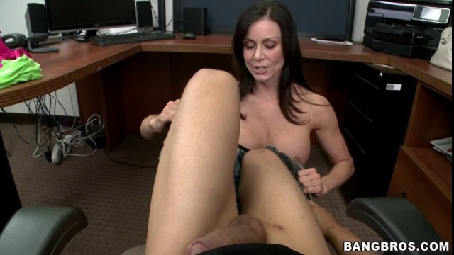 Kendra Lust Swallow Fridays An Office Blow Job