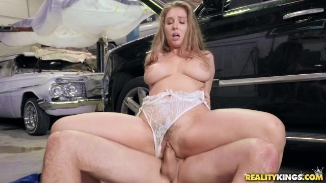 Reality Kings - BigNaturals Big Tits Rich Girl Lena Paul Gets Greasy