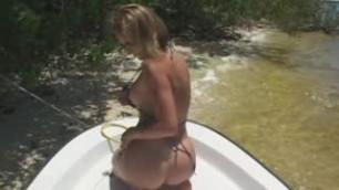 Desirae Spencer Boat 1