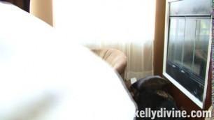 Beautiful Babe Kelly Divine Me And Pinky Do The E Fonda